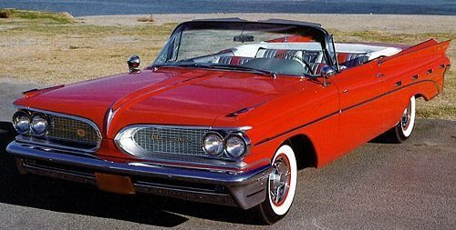 50s vintage autos