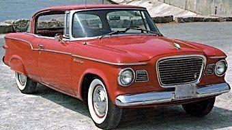 1950's Automobiles