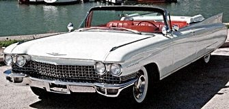 1960s Cadillacs