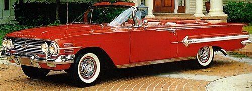 1960s Chevrolets