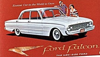 1960s Cars - Fords