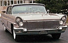1960s Cars - Lincoln