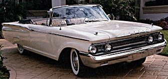 1960s Cars - Mercury