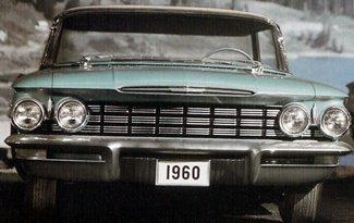 1960s classic cars