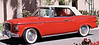 1960s Cars - Studebaker
