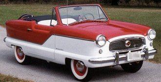 1960s Cars - American Motors