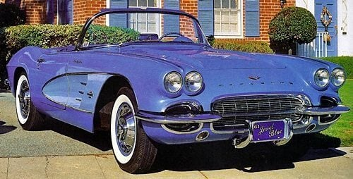 1960s Corvette