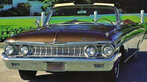 1960s vintage autos