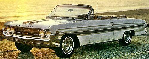 1960s Oldsmobile - Photo Gallery