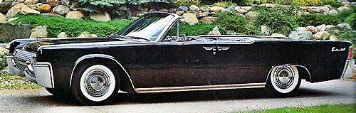 1960s Lincoln/Mercury - Photo Gallery