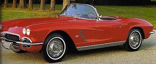1962 Chevy Corvette
