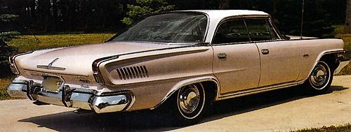 1962 Chrysler Imperial LeBaron