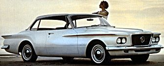 1960s Cars - Plymouth Fury