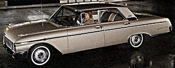1960s Cars - Ford Motors