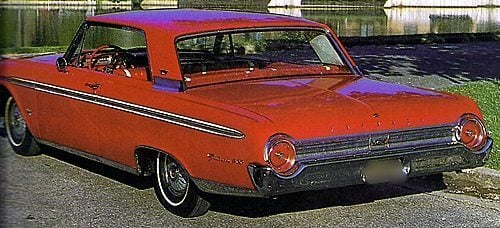 Names Of 1960 S Ford Cars | Tokeklabouy.org