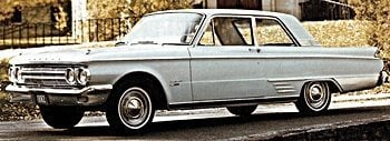 1960s classic Mercurys