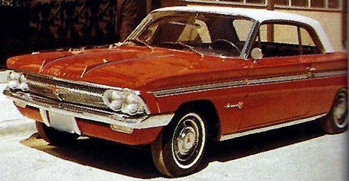Olds F Jetfire Q on 1962 Oldsmobile Ninety Eight