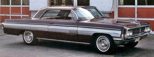 1960s Oldsmobile - Photo Gallery