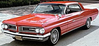 Cars Pontiac