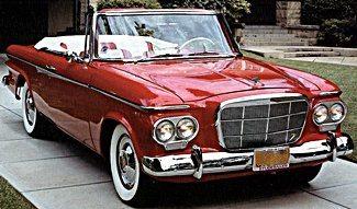 1960s Studebaker