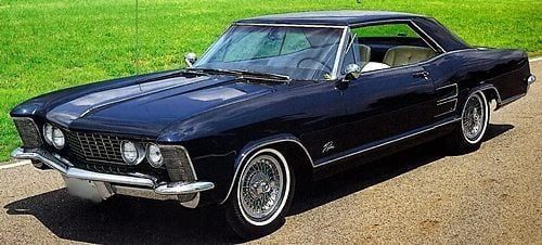 1960s Buick Photo Gallery