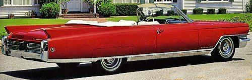 1960s Cadilllac Automobiles