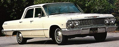 60s Chevy Cars >> 1960s Chevrolet Photo Gallery