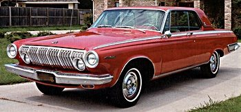 1960s Cars - Dodge dart