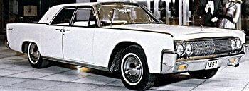 60s classic Lincolns