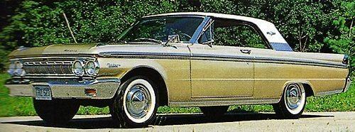 1963 Mercury Meteor