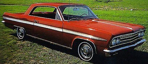 60s vintage cars