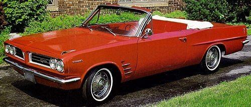 60s Pontiacs