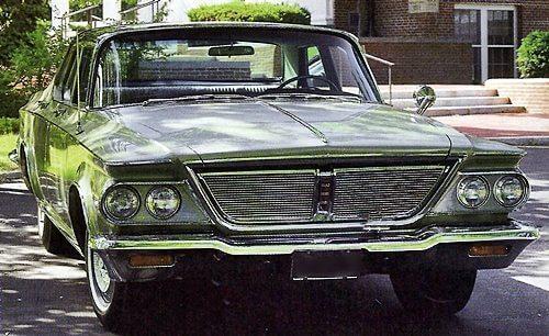 1960s Chrysler - Photo Gallery