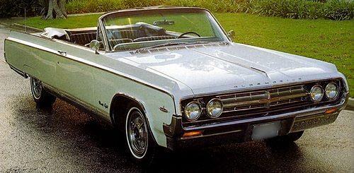 60s Oldsmobile