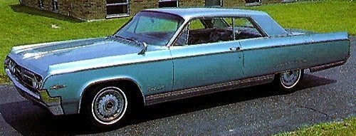 Olds Ninetyeight Q on Buick Ninety Eight