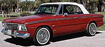 1960s American autos