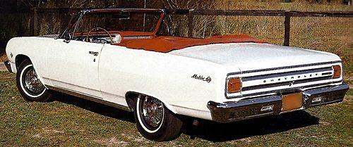 1965 Chevy Malibou