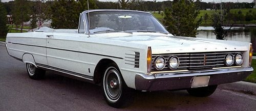 1960s Lincoln/Mercury - Photo Gallery