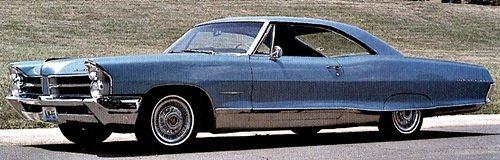 1960s Pontiac Photo Gallery