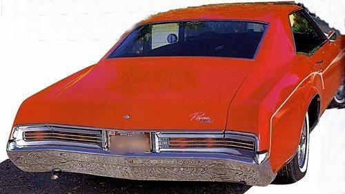 60s classic automobiles