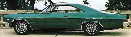 60s Chevrolets