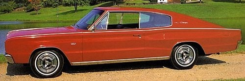 1960s classic automobiles