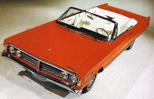 1966 Mercury Coronet