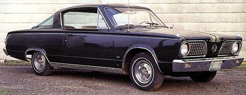 1966 Plymouth Barricuda