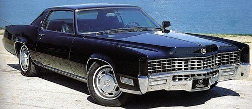 60s Cadillac Eldorado