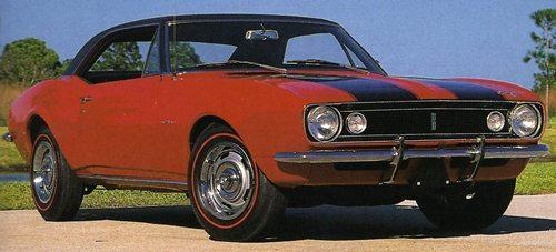 1960s Chevrolet - Photo Gallery
