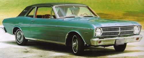 1960s Ford - Photo Gallery