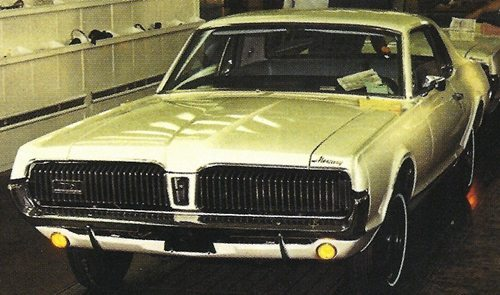 1960s lincolnmercury photo gallery 1967 cougar publicscrutiny Gallery