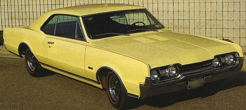 1967 Olds Cutlass