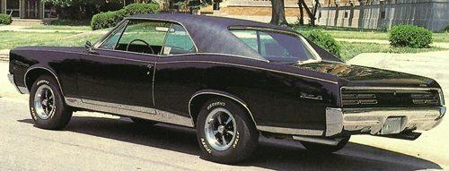1960s Pontiac